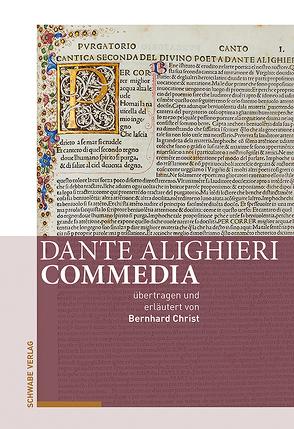 Commedia von Christ,  Bernhard