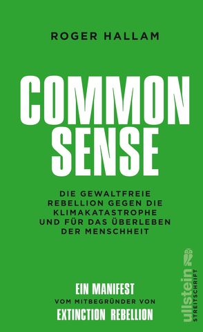 Common Sense von Gebauer,  Stephan, Hallam,  Roger