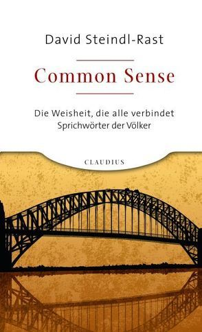 Common Sense von Steindl-Rast,  David
