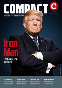 COMPACT 11/2020: Iron Man. von Elsässer,  Jürgen
