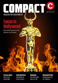 COMPACT 8/2020: Satan in Hollywood von Elsässer,  Jürgen
