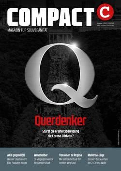 COMPACT 9/2020: Querdenker von Elsässer,  Jürgen