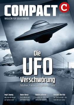 COMPACT 9/2021: Die UFO-Verschwörung von Elsässer,  Jürgen