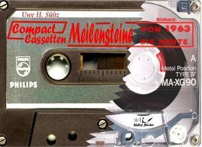 Compact Cassetten Meilensteine – ein Bildband mit einer Auswahl von A bis Z und von 1963 bis heute von Sültz,  Uwe H.