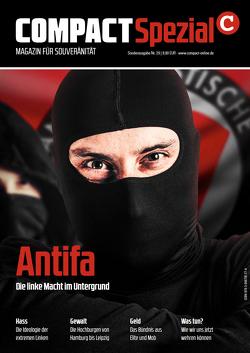 COMPACT-Spezial 29: Antifa von Elsässer,  Jürgen