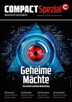 COMPACT-Spezial 30: Geheime Mächte von Elsässer,  Jürgen