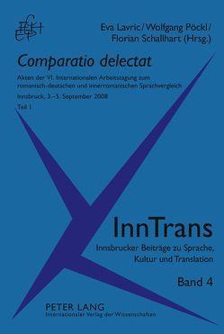 Comparatio delectat von Lavric,  Eva, Pöckl,  Wolfgang, Schallhart,  Florian