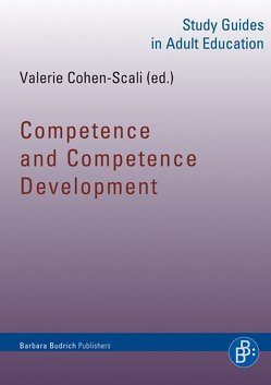 Competence and Competence Development von Cohen-Scali,  Valerie