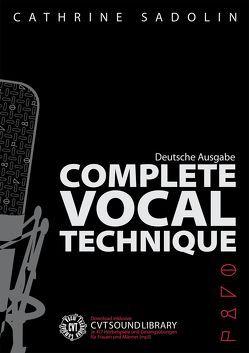 Complete Vocal Technique – Deutsche Ausgabe von Sadolin,  Cathrine