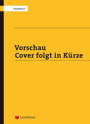 Compliance in Public Affairs von Friedl,  Martina, Krakow,  Georg, Thierry,  Feri, Toifl,  Caroline