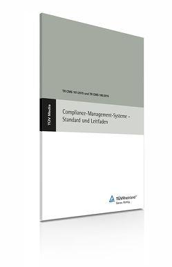 Compliance-Management-Systeme – Standard und Leitfaden von Schlegel,  Walter, Vieregge,  Rainer