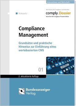 Compliance Management von Makowicz,  Bartosz