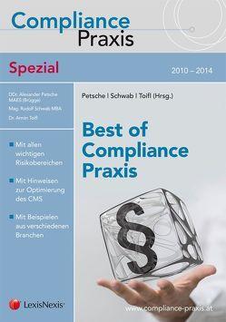 Compliance-Praxis Spezial von Petsche,  Alexander, Schwab,  Rudolf, Toifl,  Armin