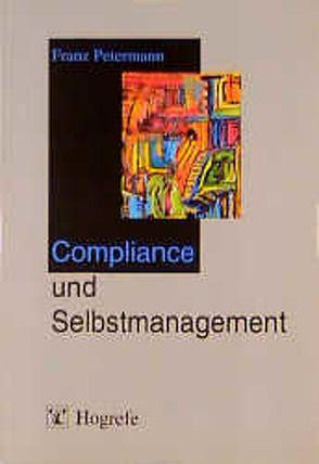 Compliance und Selbstmanagement von Petermann,  Franz