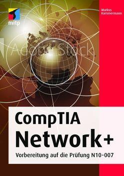 CompTIA Network+ von Kammermann,  Markus