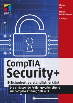 CompTIA Security+ von Gut,  Mathias, Kammermann,  Markus