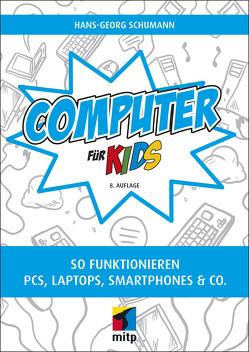 Computer für Kids von Schumann,  Hans-Georg
