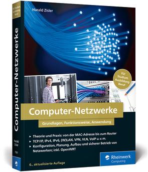 Computer-Netzwerke von Zisler,  Harald