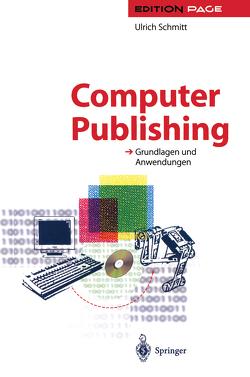 Computer Publishing von Schmitt,  Ulrich