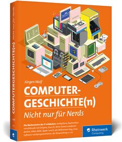 Computergeschichte(n) von Wolf,  Jürgen