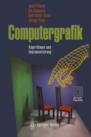 Computergrafik von Claussen,  Ute, Klein,  Rolf-Dieter, Plate,  Jürgen, Pöpsel,  Josef