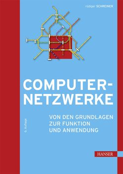 Computernetzwerke von Schreiner,  Rüdiger