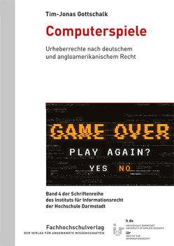 Computerspiele von Gottschalk,  Tim-Jonas