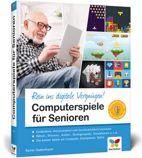 Computerspiele für Senioren von Hattenhauer,  Rainer