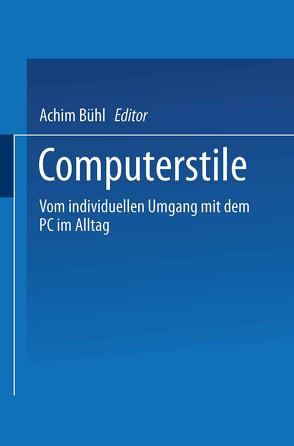 Computerstile von Bühl,  Achim