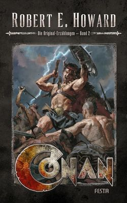 Conan – Band 2 von Howard,  Robert E.