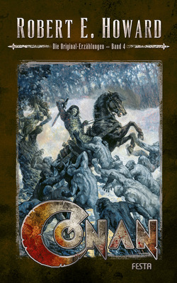 Conan – Band 4 von Howard,  Robert E.