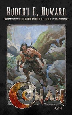 Conan – Band 6 von Howard,  Robert E.
