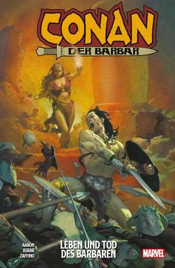 Conan der Barbar von Aaron,  Jason, Asrar,  Mahmud, Kronsbein,  Bernd, Zaffino,  Gerardo