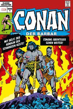Conan der Barbar: Classic Collection von Buscema,  John, Thomas,  Roy