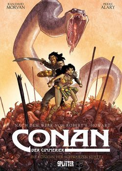 Conan der Cimmerier. Band 1 von Alary,  Pierre, Howard,  Robert E., Morvan,  Jean David