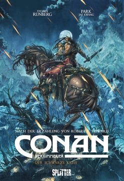 Conan der Cimmerier: Der Schwarze Kreis von Kwang,  Park Jae, Runberg,  Sylvain
