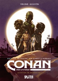 Conan der Cimmerier: Schatten im Mondlicht von Augustin,  Virginie, Howard,  Robert E.