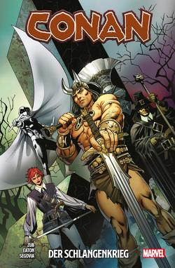 Conan: Der Schlangenkrieg von Eaton,  Scot, Zub,  Jim