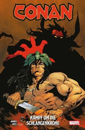 Conan: Kampf um die Schlangenkrone von Ahmed,  Saladin, Ross,  Luke