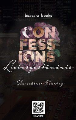 Confessions Liebesgeständnis von books,  Boacara