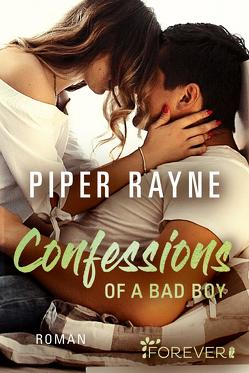 Confessions of a Bad Boy von Agnew,  Cherokee Moon, Rayne,  Piper