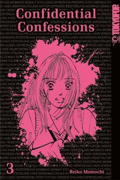 Confidential Confessions Sammelband 03 von Momochi,  Reiko