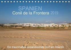 Conil de la Frontera – Ein traumhaftes andalusisches Dorf am Atlantik (Tischkalender 2019 DIN A5 quer) von Müller,  Doris