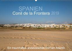Conil de la Frontera – Ein traumhaftes andalusisches Dorf am Atlantik (Wandkalender 2019 DIN A2 quer) von Müller,  Doris