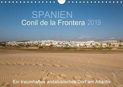 Conil de la Frontera – Ein traumhaftes andalusisches Dorf am Atlantik (Wandkalender 2019 DIN A4 quer) von Müller,  Doris