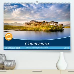 Connemara – Irlands ursprünglicher Westen (Premium, hochwertiger DIN A2 Wandkalender 2021, Kunstdruck in Hochglanz) von Klenke,  Matthias