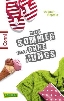 Conni 15 2: Mein Sommer fast ohne Jungs von Hoßfeld,  Dagmar