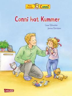 Conni-Bilderbücher: Conni hat Kummer von Görrissen,  Janina, Rueda,  Marc, Schneider,  Liane