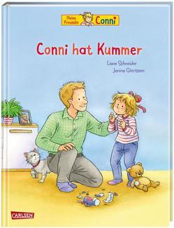 Conni-Bilderbücher: Conni hat Kummer von Görrissen,  Janina, Schneider,  Liane