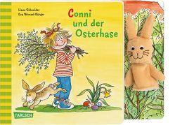 Conni-Bilderbücher: Conni und der Osterhase von Schneider,  Liane, Wenzel-Bürger,  Eva